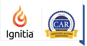 Ignitia is CAR (Certified Autism Resource)